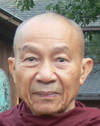 Photo of Bhante Khippapanno