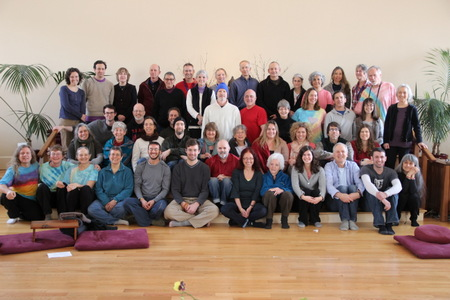 Final day of the 2014 staff retreat