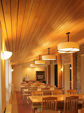 Retreat Center Dining Room Extension