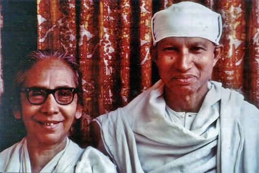 Dipa MA and Munindraji