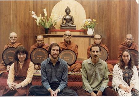 Sayadaw at IMS in 1979