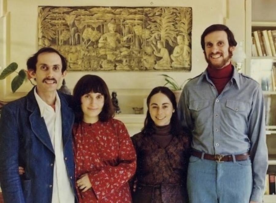 Kornfield, Salzberg, and Goldstein