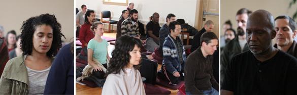 Sangha diversity