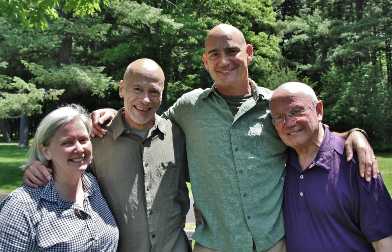 Rosenberg's experienced meditators retreat