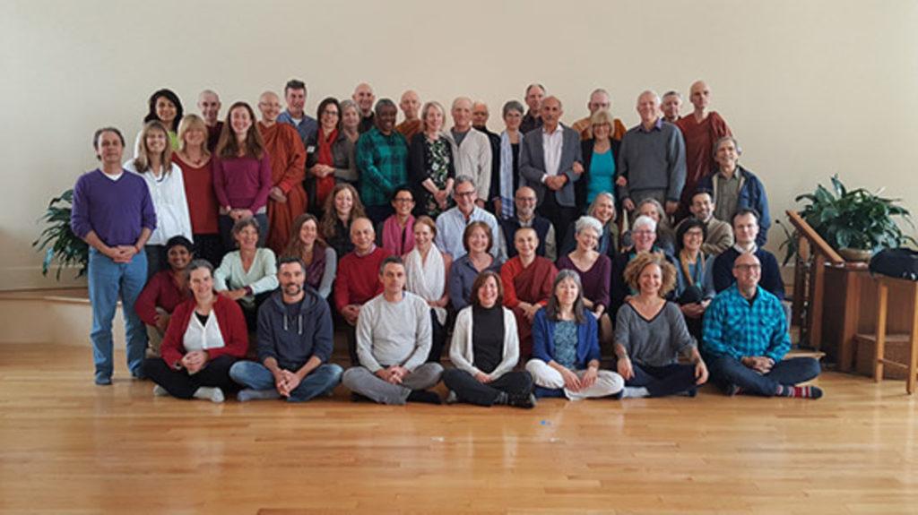 Vipassana Teacher Conference