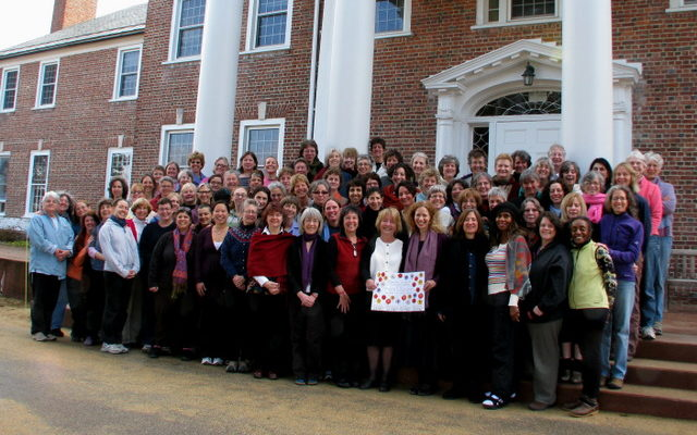 25th Anniversary of the Women's Retreat, 2009.
