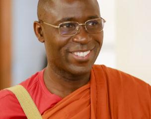 Photograph of Bhante Buddharakkhita
