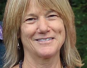 Photograph of Sally Armstrong
