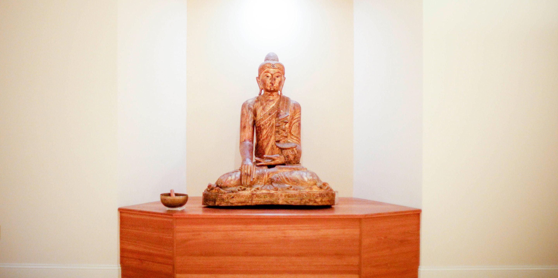 Exclusive Sangha Program
