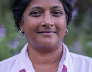 Photograph of Anushka Fernandopulle