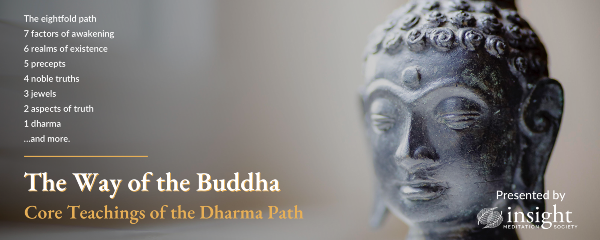 IMS The Way of the Buddha Core Teachings of the Dharma Path