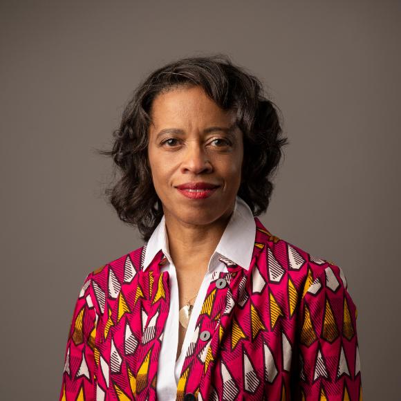 Photograph of Rhonda V. Magee