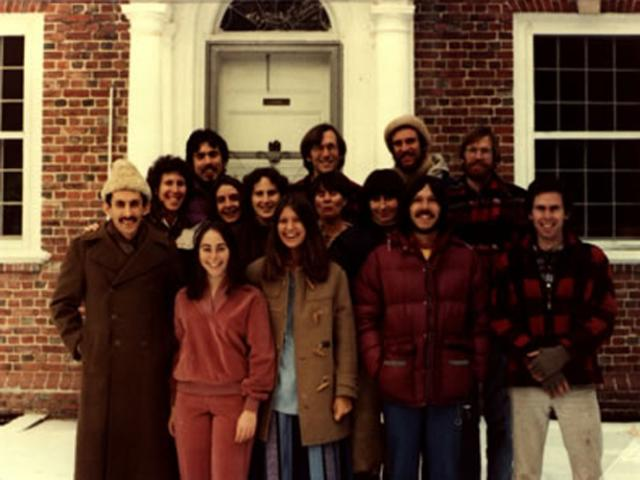 1 19 IMS teachers and staff, December, 1978.
