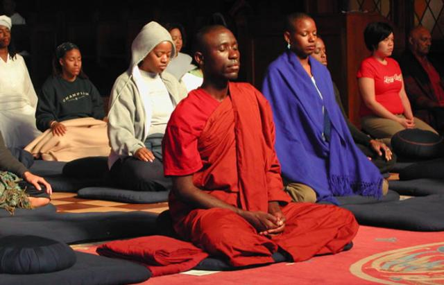 3 16 IMS began offering a People of Color Retreat in 2003.